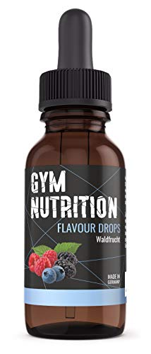 GYM - NUTRITION FLAVOR DROPS (Waldfrucht)