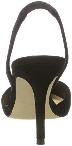 Aldo - Adealla, Chaussures Femme À Bracelet Noir (91 Black Suede)