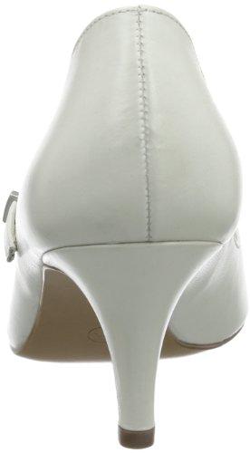 Peter Kaiser Spora, Escarpins Femme Blanc (weiss Chevro 101)