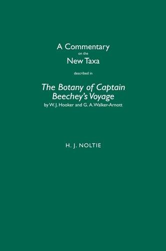 a-commentary-on-the-new-taxa-described-in-the-botany-of-captain-beecheys-voyage-by-wj-hooker-and-ga-