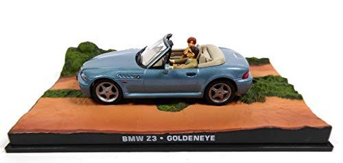 Preisvergleich Produktbild James Bond Z3 007 Golden Eye 1 / 43 (DY009)