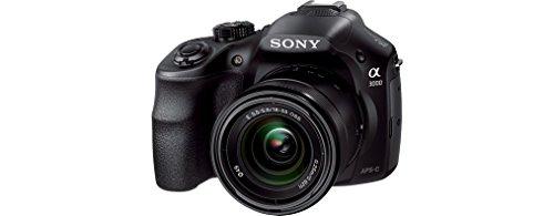 Sony ILCE3000KB a3000 E-Mount Systemkamera im SLR Gehäuse_7