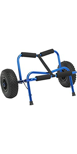 Palm Big Caddy Heavy Duty Kayak Trolley - Blue MS075