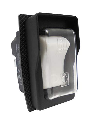 Geräte/Einbauschalter für verschiedene Werkzeugmaschinen KJD16 230V mit U-Auslöser und Spulenkontakt