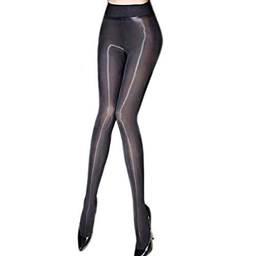461cddd2a764f Zooarts 8D Women's Sexy Shaping Socks Oil Socks Shiny Silk Stockings  Pantyhose Dance Tights