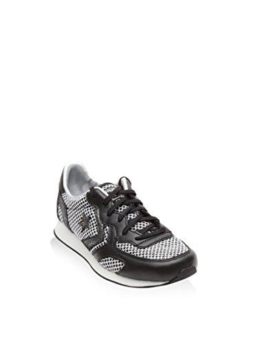 CONVERSE 552684C schwarz / silber Schuhe auckland racer Lauf silber