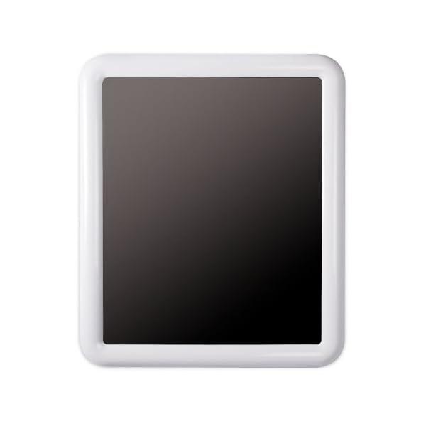 Tatay 4430701 – Espejo Rectangular, Medidas 55 x 65 x 4,3, Blanco