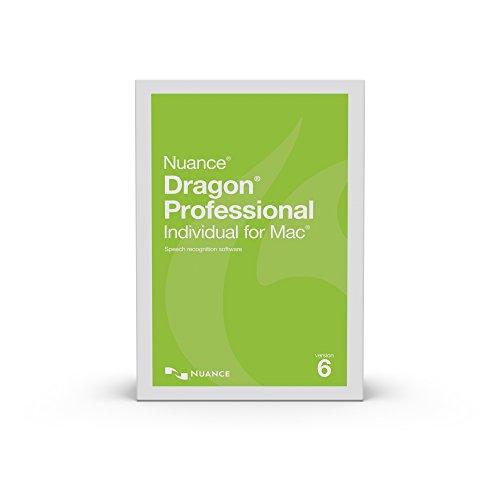Dragon Professional Individual 6.0 for Mac Educational Online Validation Program (Mac)