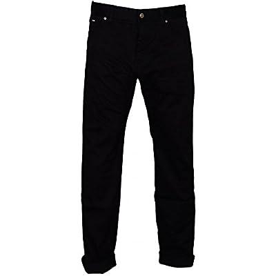 Hugo Boss Black Stretch Cotton Jeans 50322241