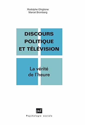Discours politique et télévision