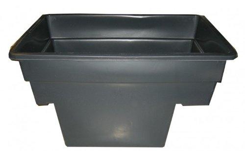 Ubbink® Quadra C1 Teichbecken Fertigteich 520 Liter mit 2 Zonen, Kombi-Teich