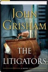 THE LITIGATORS (LARGE PRINT) by John Grisham (2011-08-02) par John Grisham