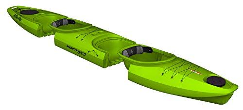 Martini Modular Kajak Kayak GTX Tandem Gelb Yellow von Point65
