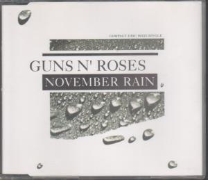 Geffen (Universal) November Rain