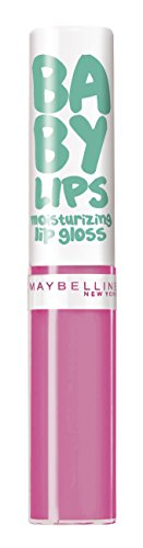 Maybelline Baby Lips, Gloss Labial, Moisturizing 30 Pink Pizzaz- 1 Gloss Labial