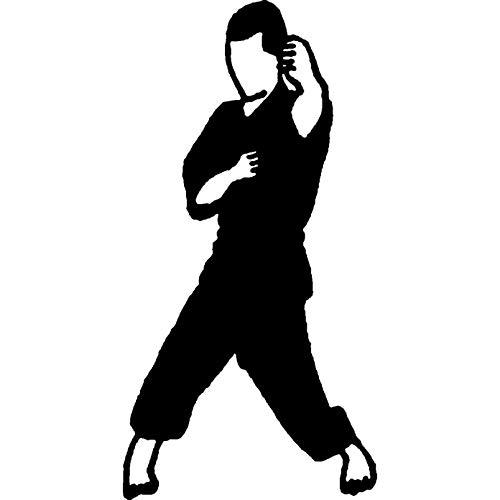 Azeeda A8 'Karate-Haltung' Stempel (Unmontiert) (RS00027930)