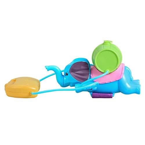 Dergtgh Intelligente Kinder Outdoor-Sommer-Strand-Spielzeug Lernwasserschlacht Pistole Schwimmen Handgelenk Wasserspielzeug - Spielzeug Handgelenk Pistole