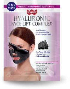 HYALURONIC FACE LIFT COMPLEX PEELING Maschera monouso