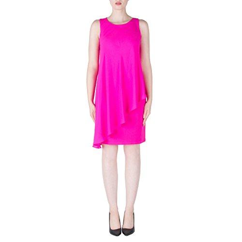 Joseph Ribkoff Dress Style 171284 Electric Pink