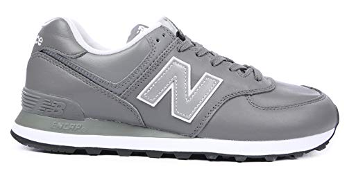 New Balance 574v2, Zapatillas para Hombre, Gris Castle Rock, 43...