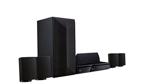 LG HTS LHB625 Home Theater System (Black)