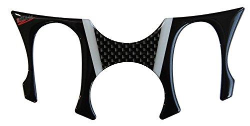 Gabelbrücke Pad 3D 550001 Carbon Stripes Schutz passend für Honda CBF 1000