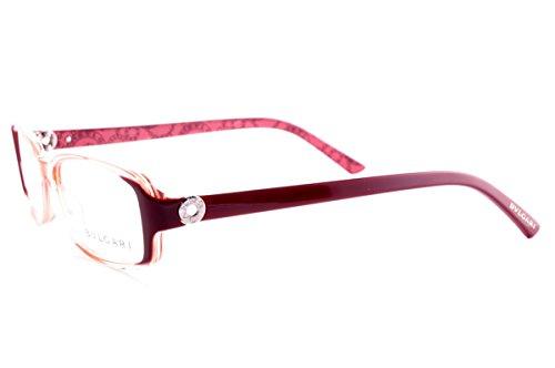 Bvlgari Sichtbrille Brillengestell Glasses Frame Montatura Degli Occhiali La Montura
