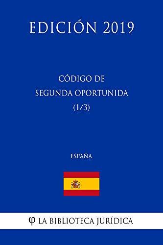 Codigo de Segunda Oportunidad (1/3) (España) (Edición 2019)