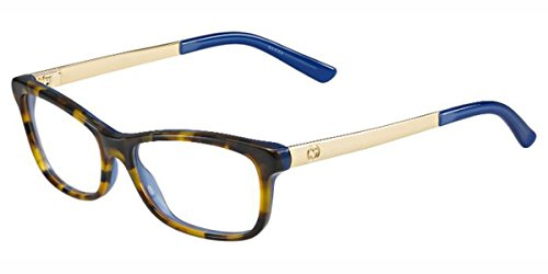 Gucci Brillen Für Frau 3678 4WS, Coral / Gold Gestell aus Metall und Kunststoff, 54mm - Gucci Coral