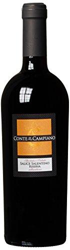 Conte di Campiano Salice Salentino Riserva DOC 2009/2011 trocken (1 x 0.75 l)