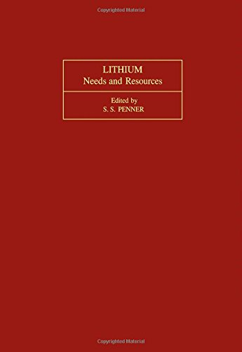 Lithium, needs and resources: Proceedings of a symposium held in Corning, New York, 12-14 October 1977