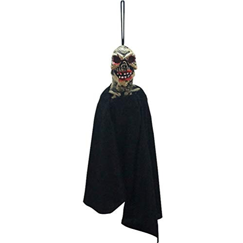 Amosfun hängende Ghost Horror Szene Requisiten Halloween gruselige Dekoration