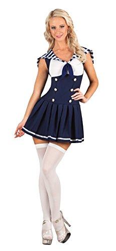 Imagen de disfraz marinero sexy mujer, m alternativa
