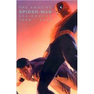 Amazing Spider-Man 500 Covers HC par Jonathan Couper-Smartt