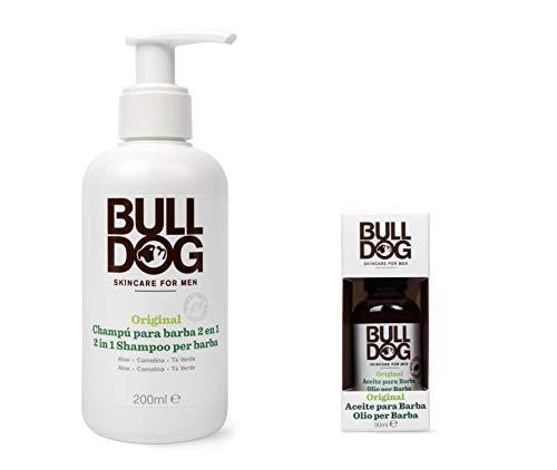 Bulldog Cuidado Facial Hombres - Kit Rutina Cuidado