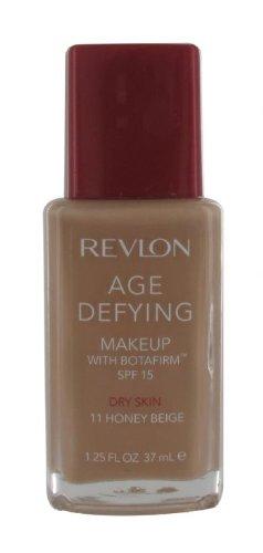Revlon Age Defying Foundation 37ml Dry Skin - 11 Honey Beige