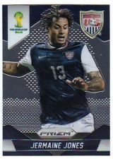 Panini Prizm World Cup Brazil 2014 Base Card # 67 Jermaine Jones United States
