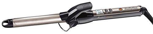 Babyliss c519e ferro arricciacapelli 19mm, temperatura 200°c - rivestimento ceramic intense, 3 anni garanzia