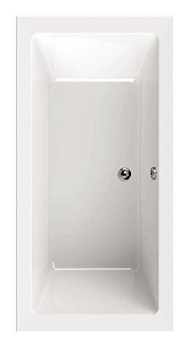 AquaSu 80176 8 Acryl liDano, 200 x 90 cm, Weiß, Wanne, Badewanne, Bad, Badezimmer