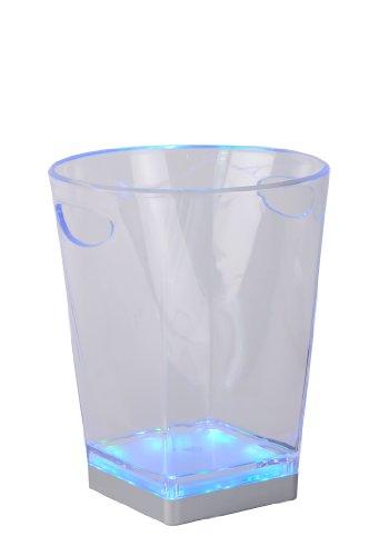 Lucide ICE BUCKET - Tischlampe - Ø 22,5 cm - LED - RGB - Transparent