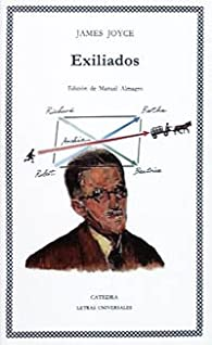 Exiliados par James Joyce