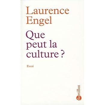 Que peut la culture ?