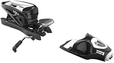 Look–Fijaciones de esquí NX 9RTL B83Black/White–Talla única–Negro