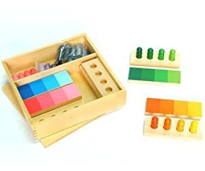 Montessori Color Resemblance Sorting Task by D & D Distributor