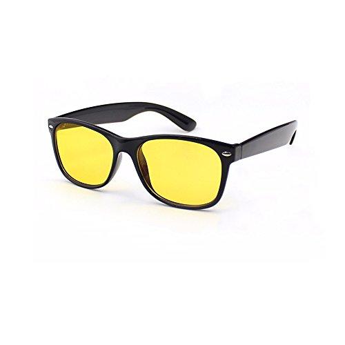 Qark V2 - Gaming Brille/Computer - Anti blaues Licht, Fatigue, Migräne (Plasmabildschirme PC, Konsole, Tablets, Smartphones) - Farbe Schwarz matt