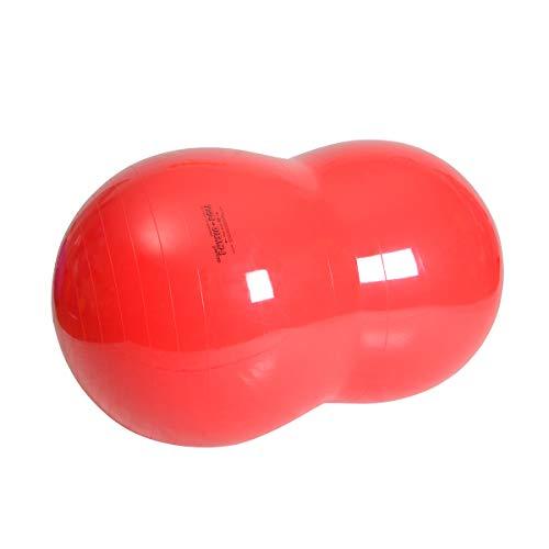 Gymnic Physio Roll Gymnastikball, Physio Roll, rot
