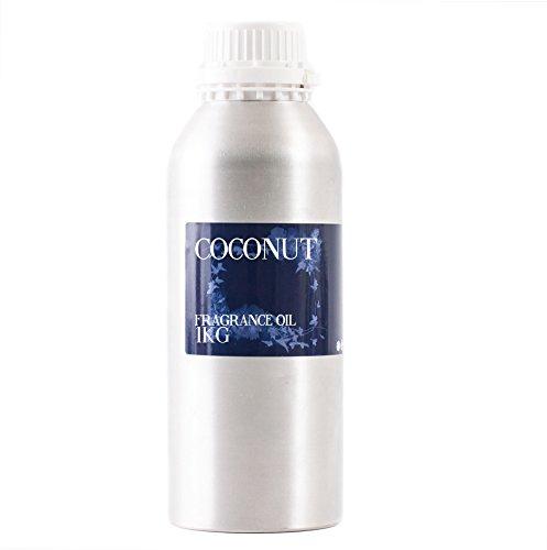 Mystic Moments | Kokosnuss Duftöl-1kg - Kokos Duftende Massage-Öl