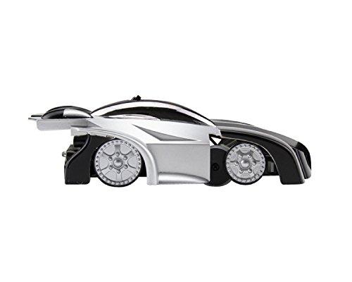 RC Auto kaufen  Bild 2: QUN FENG Ferngesteuertes Auto Ferngesteuertes Stunt Auto RC elektrische Wand Klettern Racing Fahrzeug perfekt für Kinder Jungen (schwarz)*