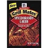 Grill Mates ® gewürzt Brandy & Kräuter Marinade