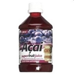 Acai Juice with Oxy3 500ml by OPTIMA HEALTH